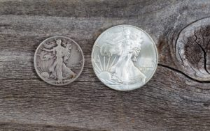 Walking Liberty Coins
