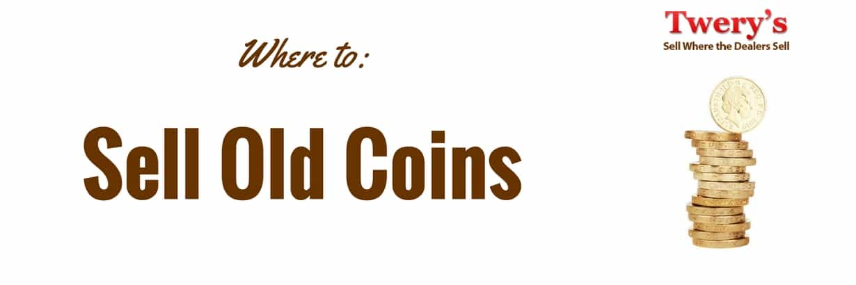 Where to Sell Old Coins graphic