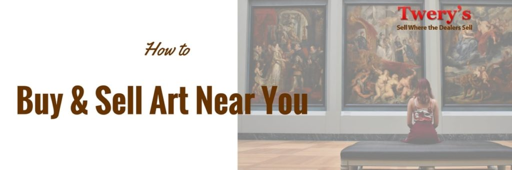 How to Buy and Sell Art Near You